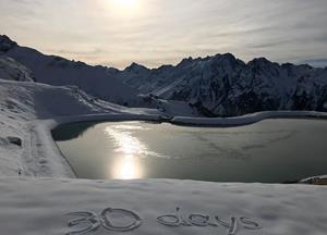Countdown: 30 days until skiseason starts!